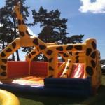 Hoppborg giraff växjö